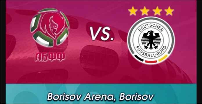Prediksi Belarusia vs Jerman, Kualifikasi Piala Eropa 2020