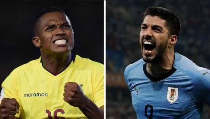 Prediksi Uruguay vs Ekuador, Copa America 17 Juni 2019