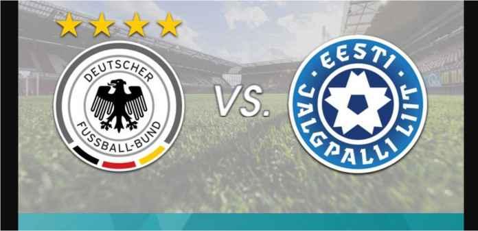 Prediksi Jerman vs Estonia, 12 Juni 2019