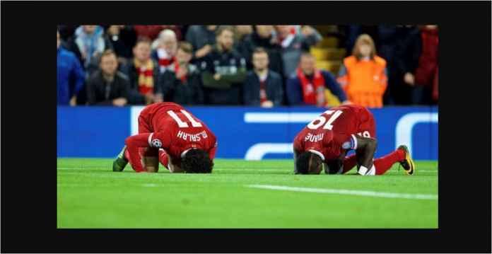 Berkah Ramadhan, Kurang Semenit Kerjasama Mane dan Salah Bikin Gol