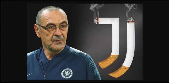 Resmi! Maurizio Sarri Pelatih Baru Juventus