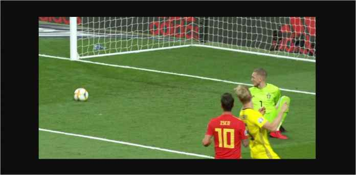Hasil Spanyol vs Swedia 3-0, Ramos dan Morata Cetak Gol Penalti!