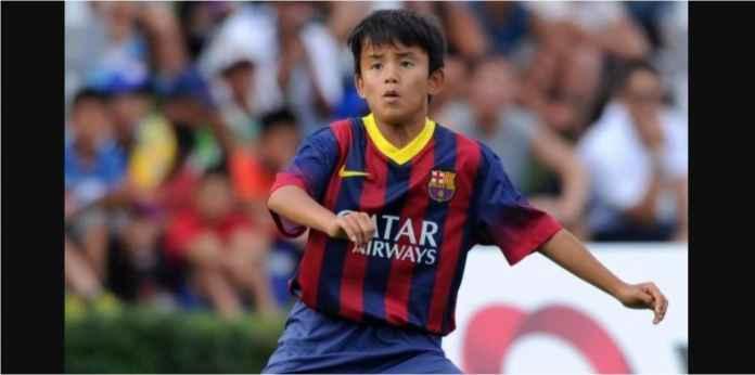 Real Madrid Dapatkan Takefusa Kubo Karena Alarm Salah Barcelona