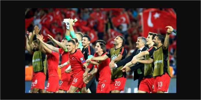 Pejabat Islandia Tuding Pemain Timnas Turki Terlalu Baper