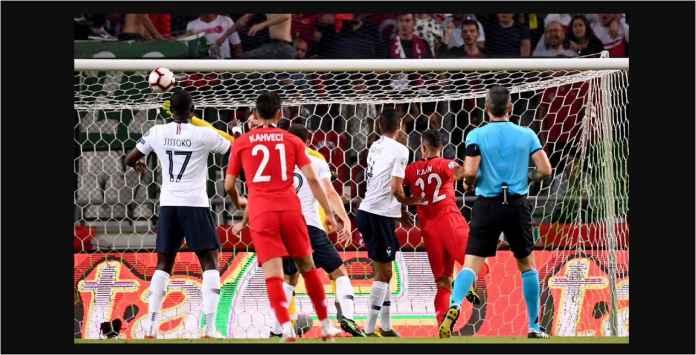 Dua Gol Turki Ini Hajar Habis Juara Dunia Prancis