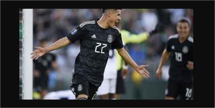 Hebatnya Pemain-pemain Buangan, Sumbang 6 Dari 7 Gol Meksiko