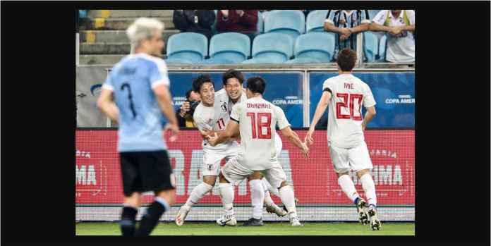 Uruguay Ditendang Jepang Skor Akhir 2-2 di Copa America