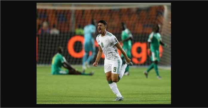 Salah Sane Menit Kedua, Senegal Tertinggal 0-1 Dari Aljazair