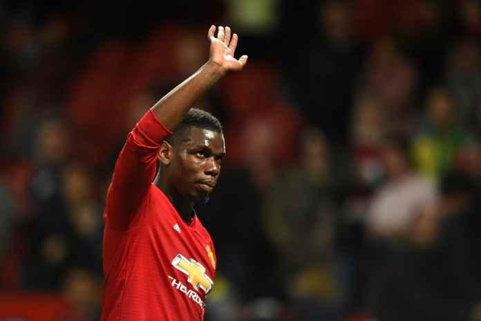 Berita Transfer Paul Pogba - Manchester United