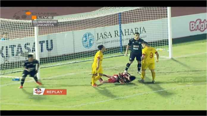 Hasil Bhayangkara FC vs PS TIRA Persikabo 1-1