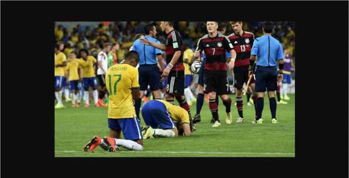 Stadion Brasil vs Argentina Adalah Lokasi Selecao Dibantai Jerman 7-1