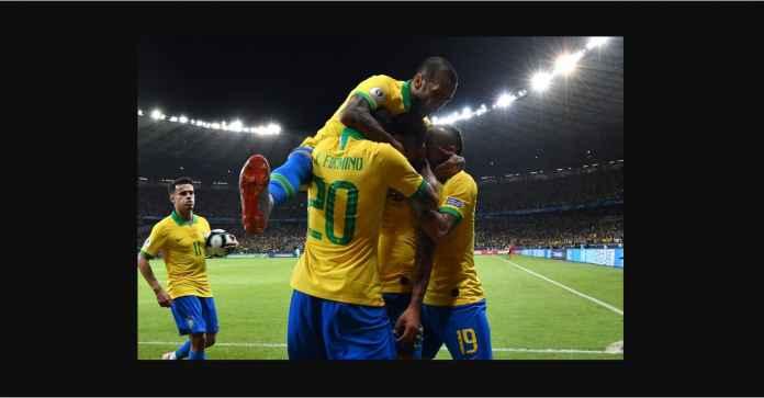 Hasil Brasil vs Argentina 2-0, Messi Gagal Lagi