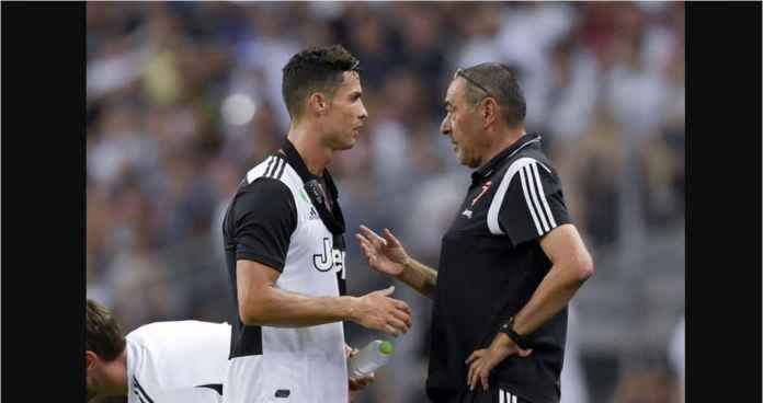 Maurizio Sarri Tegaskan Siapa Bos Juventus, Ronaldo Sakit Hati