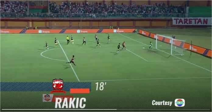 Hasil Madura United vs Badak Lampung 3-1, Gara-gara Pemain Serbia Ini