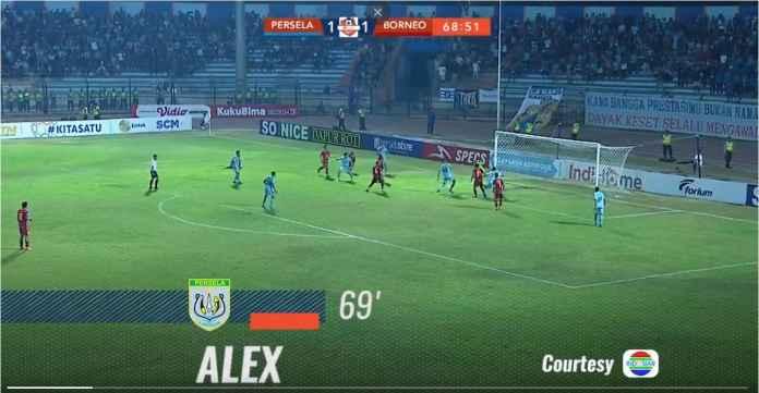 Hasil Persela vs Borneo FC 2-1, Laga Molor Karena Protes Tuan Rumah