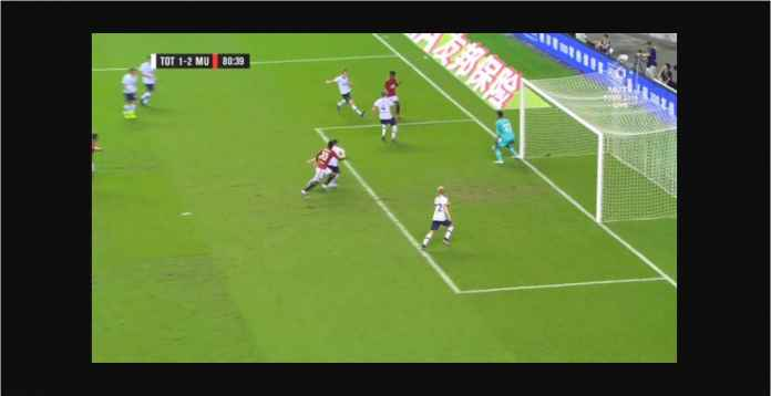 Hasil Tottenham vs Manchester United 1-2, Ditolong Pemain 18 Tahun Ini
