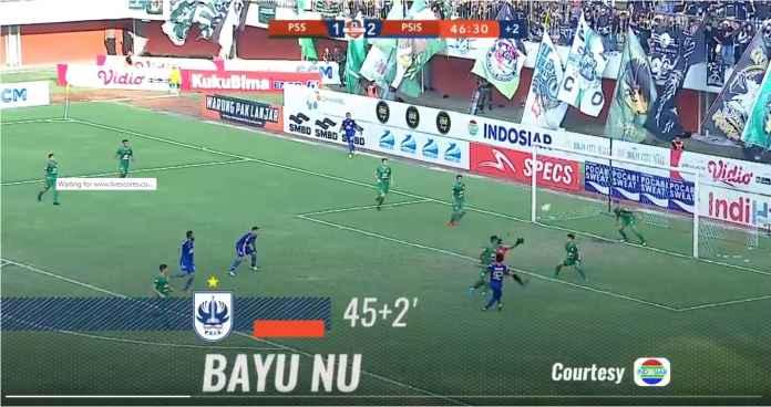 Hasil PSS Sleman vs PSIS Semarang 1-3, Mahesa Jenar Lima Besar!