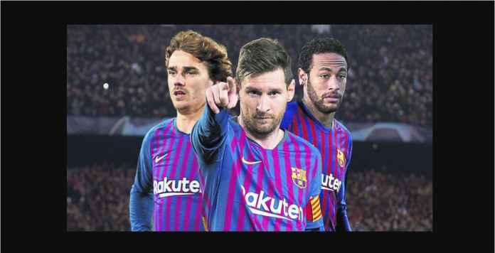 Neymar dan Griezmann Mogok Latihan, Paksakan Transfer ke Barcelona