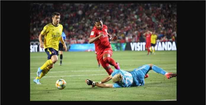 Hasil Arsenal vs Bayern Munchen 2-1 Berkat Gol Pemain Usia 20 Tahun