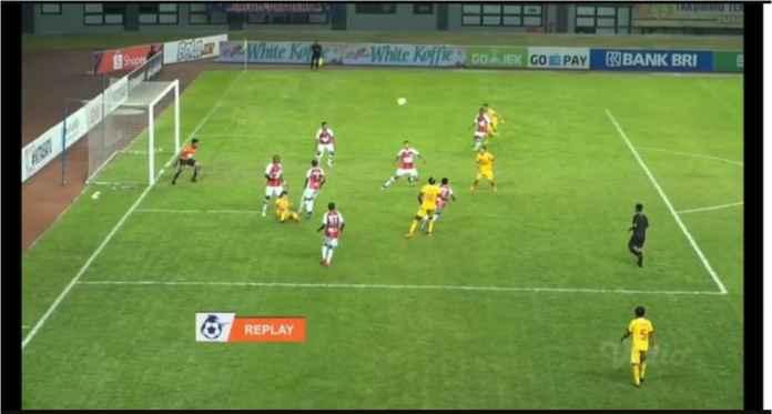 Hasil Bhayangkara FC vs Persipura Jayapura 0-1, Keluar Dari Degradasi