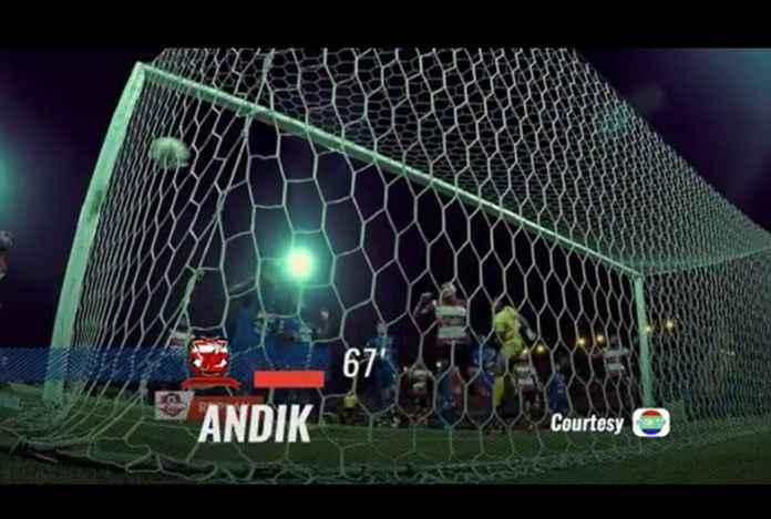 Hasil Madura United vs Arema FC 1-0, Rambah Peringkat Dua