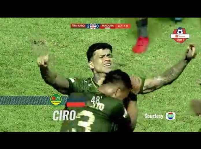 Hasil TIRA Persikabo vs Madura United 2-2, Batal Menang di Akhir Laga
