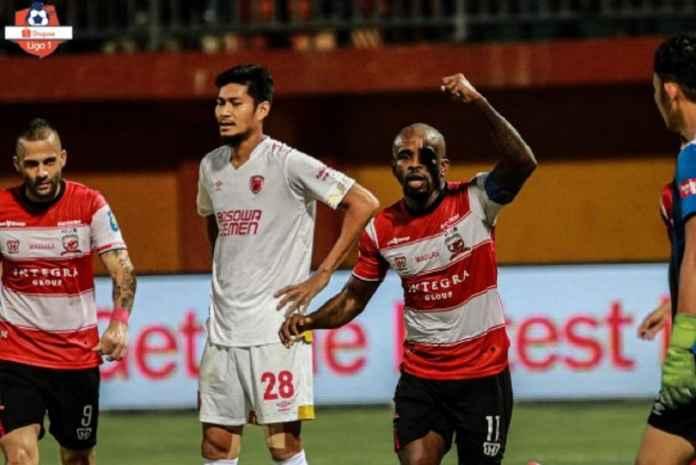 Hasil Madura United vs PSM Makassar 2-0, Diuntungkan Dua Gol Bunuh Diri