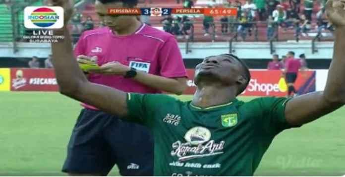 Hasil Persebaya Surabaya vs Persela Lamongan 3-2, Akhirnya Menang di Kandang