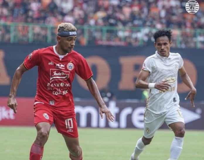 Hasil Persija Jakarta vs PSS Sleman 1-0 Lanjutkan Tren Kemenangan
