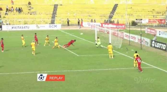 Hasil Semen Padang vs Bhayangkara FC 2-3, Tenggelam di Dasar Klasemen