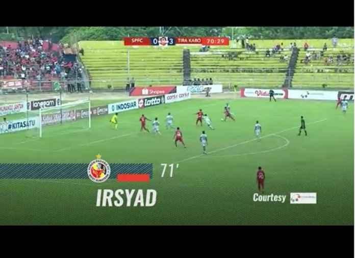 Hasil Semen Padang vs TIRA Persikabo 1-3, Kabau Sirah Kalah Lagi