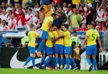 Hasil Brasil ve Peru di Final Copa America 2019