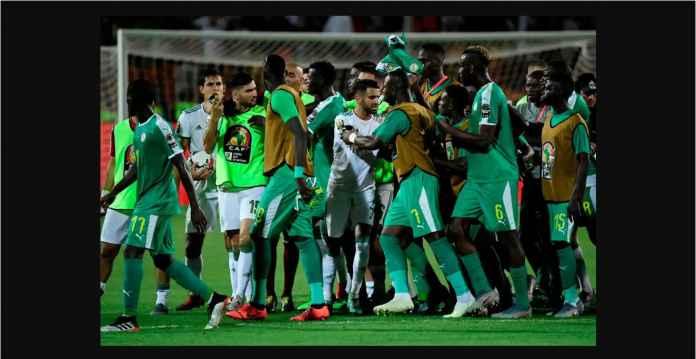 Hasil Senegal vs Aljazair 0-1, Nyaris Terjadi Perkelahian Massal