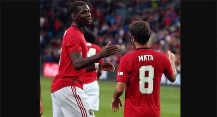 Manchester United Selamat Oleh Penalti Juan Mata Menit 91