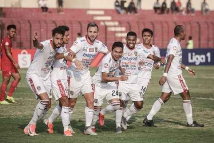 Bali United Waspadai Lini Sayap Maung Bandung