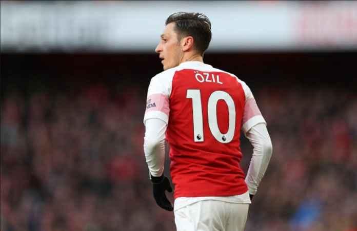Arsenal Diyakini Lepas Mesut Ozil ke Fenerbahce