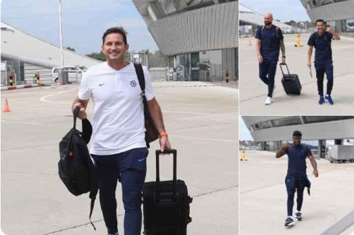 Frank Lampard Bawa Pemain Buangan Chelsea Pramusim di Irlandia