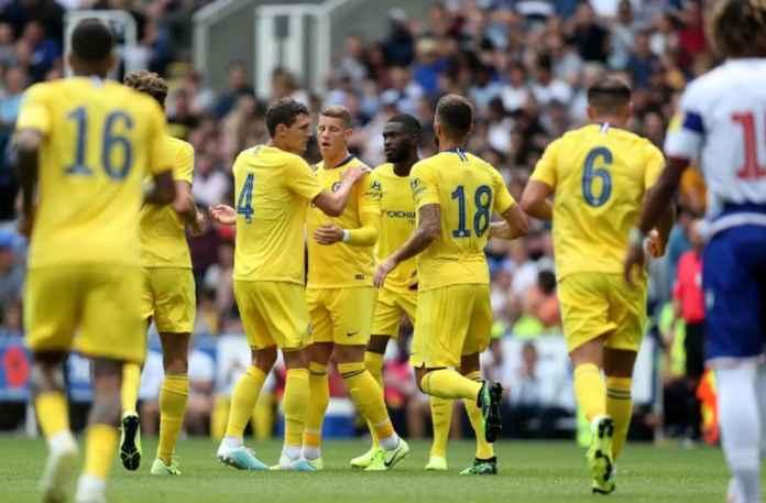 Chelsea Tak Perlu Cemas Kehilangan Eden Hazard