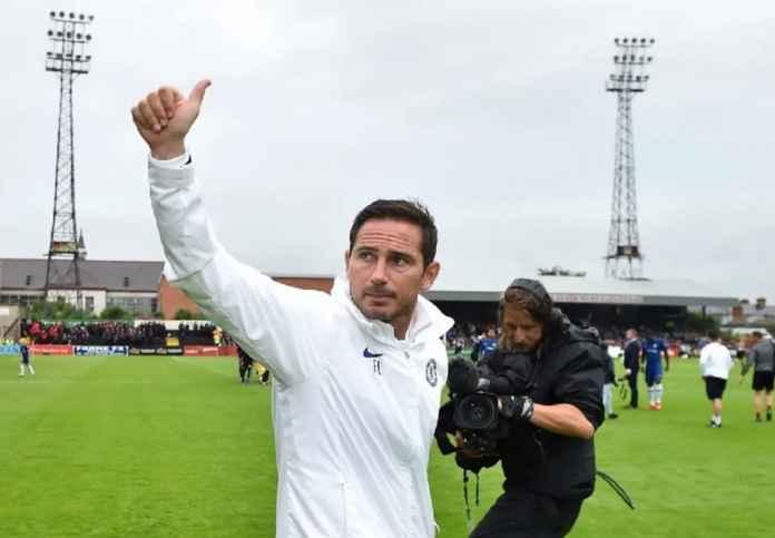 Frank Lampard Beri Petunjuk Soal Lini Serang Chelsea Musim Depan