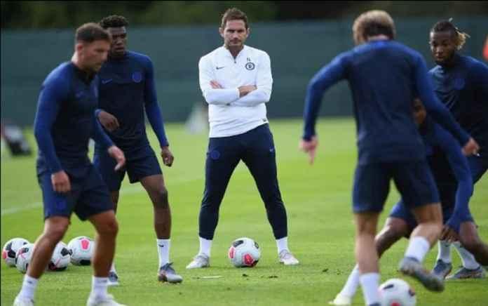 Frank Lampard Tantang Para Pemain Chelsea