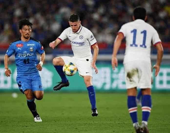 Jorginho Yakin Adaptasi dengan Pelatih Baru Chelsea Musim Depan