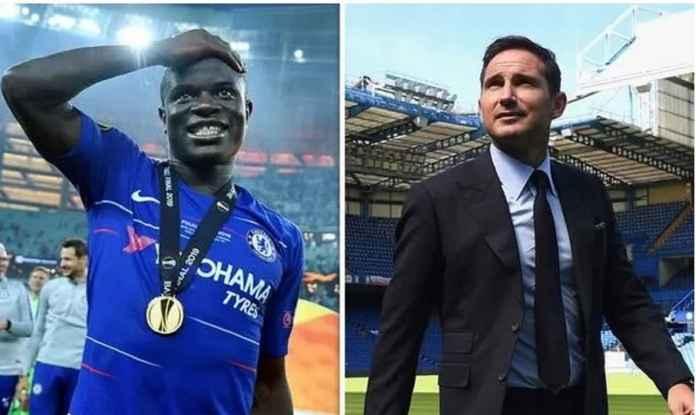 N'Golo Kante Temui Frank Lampard Pertegas Karirnya di Chelsea