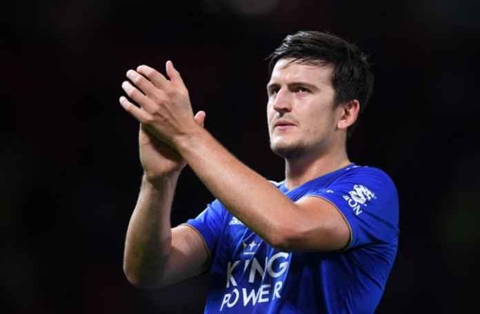 Leicester City Tolak Tawaran Manchester United untuk Maguire