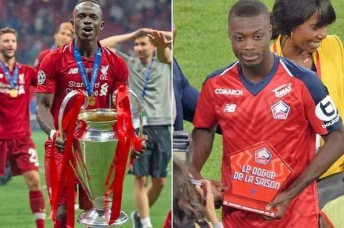 Liverpool Pertimbangkan Dua Pemain Gantikan Sadio Mane