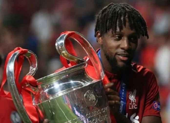 Liverpool Yakin Pertahankan Divock Origi