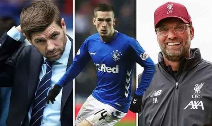 Jurgen Klopp - Steven Gerrard Rebutan Pemain Muda Liverpool