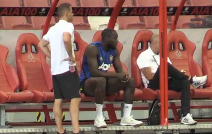 Romelu Lukaku Hadapi Situasi Suram di Manchester United
