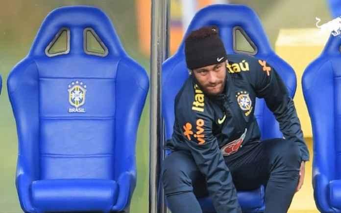 Neymar Akhirnya Bertemu Petinggi PSG