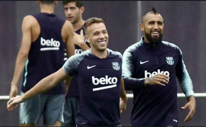 Dua Pemain Barcelona Masuk Tim Terbaik Copa America, Minus Lionel Messi