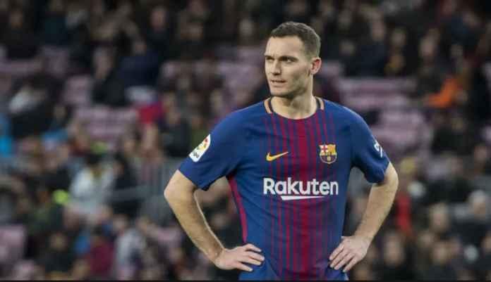 Thomas Vermaelen Tinggalkan Barcelona dan Gabung Andres Iniesta